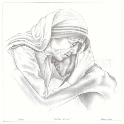 Mother Teresa research paper?